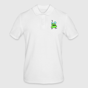 Manga Frog green - Men's Polo Shirt