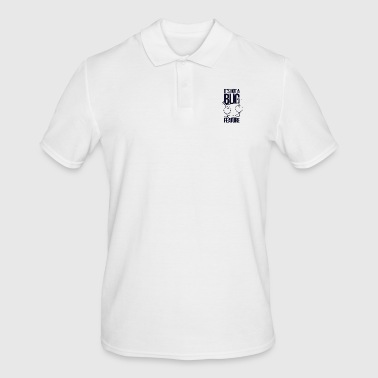 It's not a bug it's a feature - Men's Polo Shirt