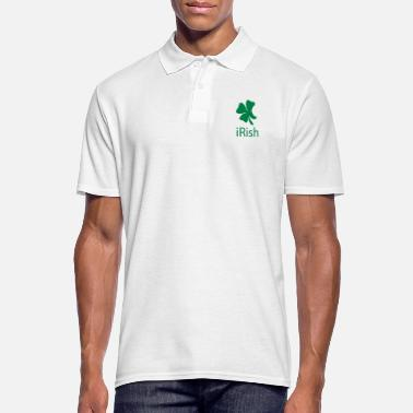 Fighter iRish - St. Patrick's Day - Männer Poloshirt