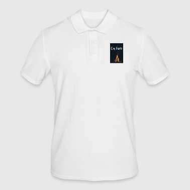 On fire - Men's Polo Shirt