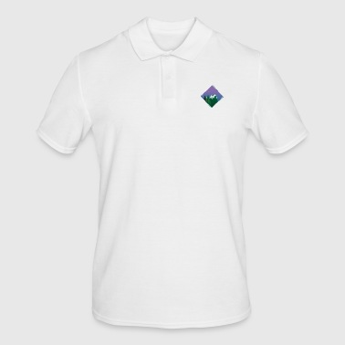 Calm - Men's Polo Shirt