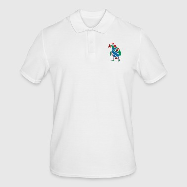 Parrot Vector graphic - Men's Polo Shirt