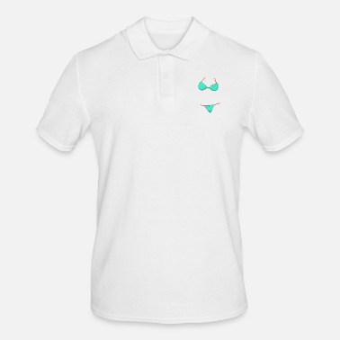Bikini bikini - Men's Polo Shirt