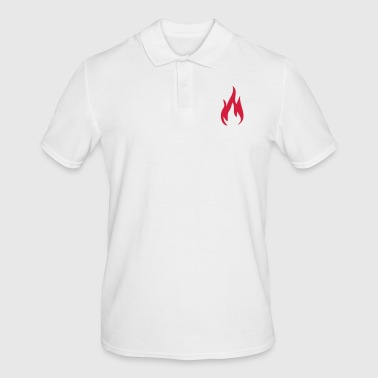 Fire Fire Fire 1c - Men's Polo Shirt