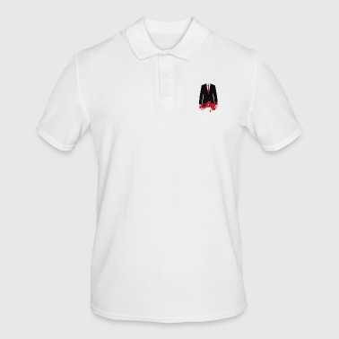 The Hitman - Stained - Men's Polo Shirt