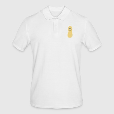 Peanut peanuts nuts peanut nut comic 3c - Men's Polo Shirt