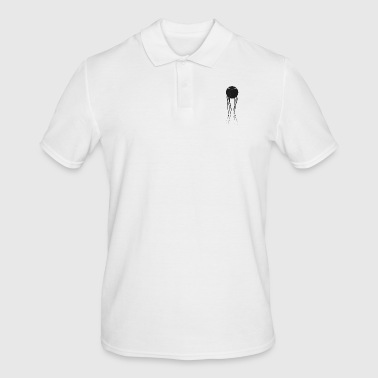 Fantasy Sci-Fi Spore Black - Men's Polo Shirt