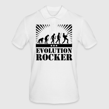 Indie Evolution Rocker - Men's Polo Shirt