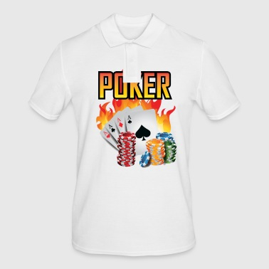 Poker poker - Men's Polo Shirt
