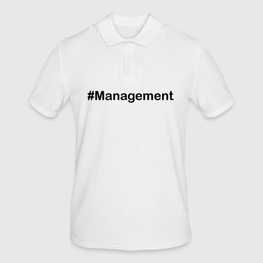 Manager management - Men's Polo Shirt