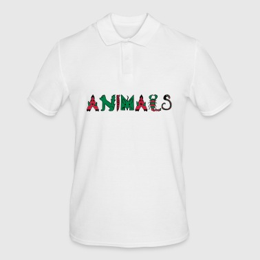 Animaux - Animaux - Polo Homme