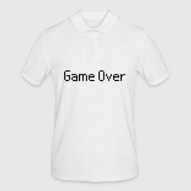 Game over - Polo da uomo