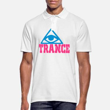 Trance trance - Men's Polo Shirt