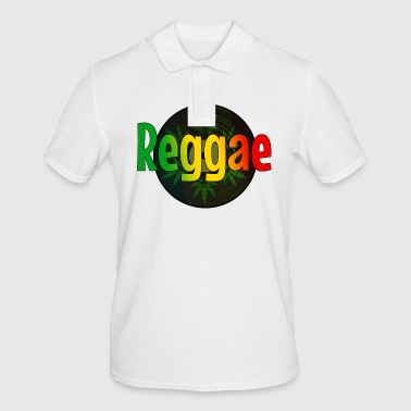 Reggae Music - Men's Polo Shirt