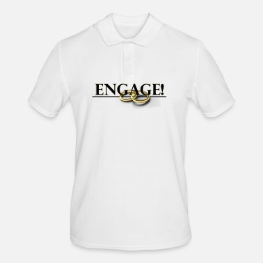 Engagement Engage - Men's Polo Shirt