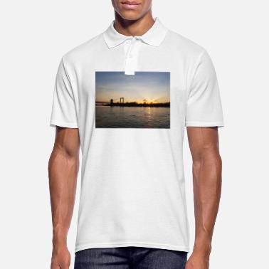 Rhine Rhine Cologne - Men's Polo Shirt