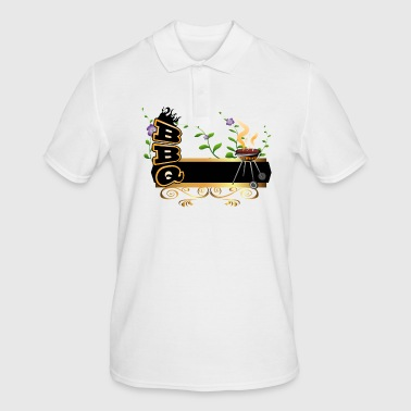 Barbecue barbecue - Polo Homme