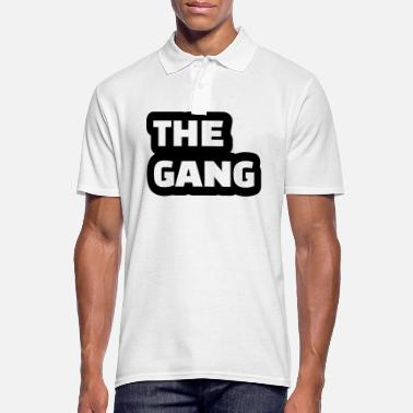 Gang the gang - Men's Polo Shirt