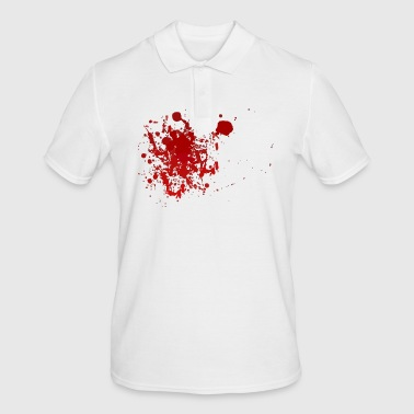 splatter - Men's Polo Shirt