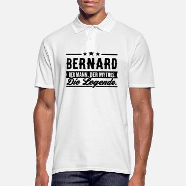 Legend Man Myth Legend Bernard - Men's Polo Shirt