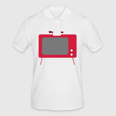 old television - Men's Polo Shirt