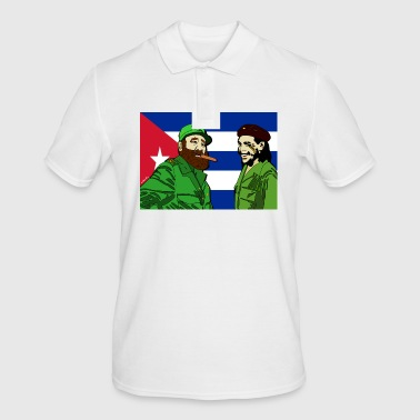Fidel & Che Tee - Polo Homme