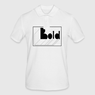 Bold - Men's Polo Shirt