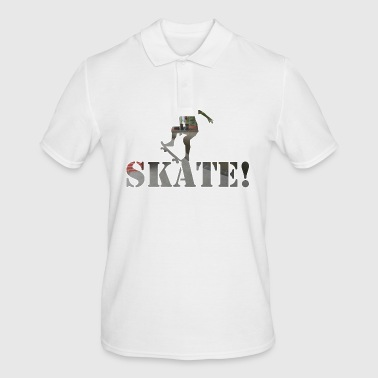 Skate! - Men's Polo Shirt