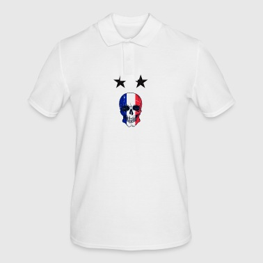 Champion du monde de crâne de football de France - Polo Homme
