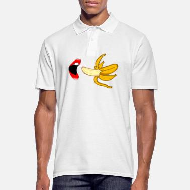Offensive Banana - Men's Polo Shirt