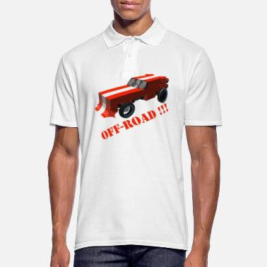 Bolide Off Road fan - Polo Homme