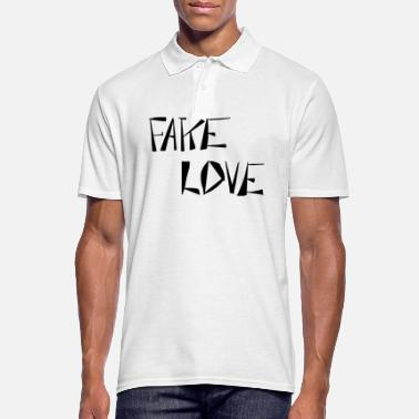 Fake FAKE LOVE - Polo Homme