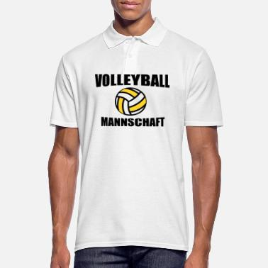 Team Volleyball team team - Men's Polo Shirt