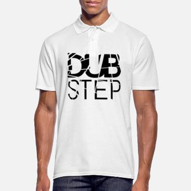 Dubstep Dubstep - Poloskjorte for menn
