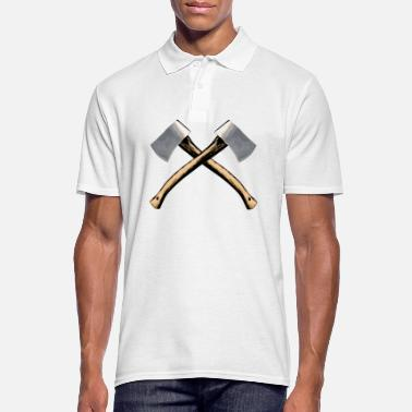 Axe ax - Men's Polo Shirt
