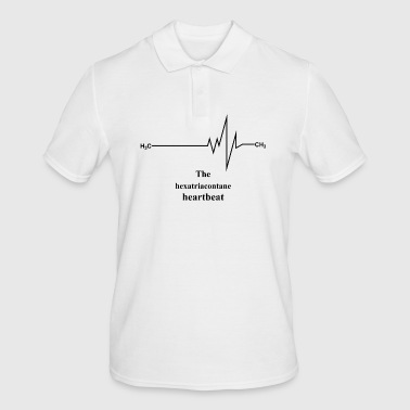 Heartbeat - heartbeat - Men's Polo Shirt