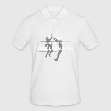 volley-ball Volley-ball cadeau de beach-volley - Polo Homme