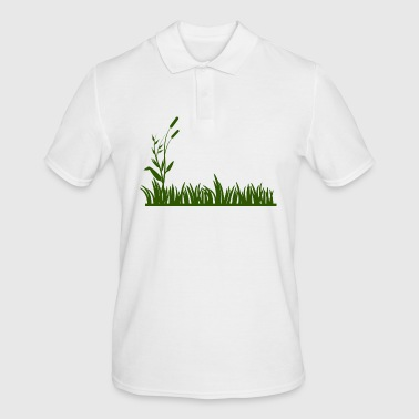 Grass - Men's Polo Shirt