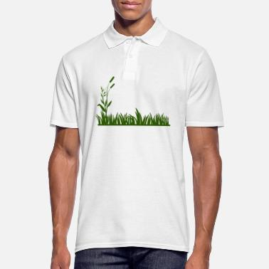 Herbe herbe - Polo Homme