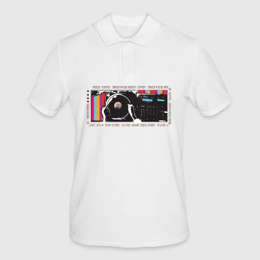 Hip Hop Turntable Hip Hop - Men's Polo Shirt