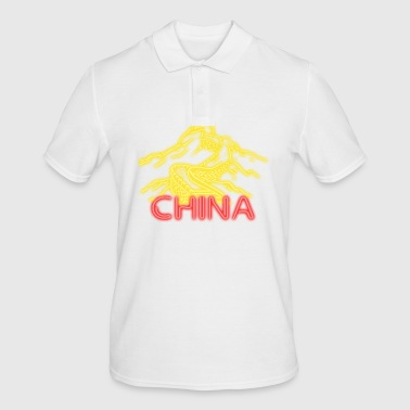 Chine - Polo Homme