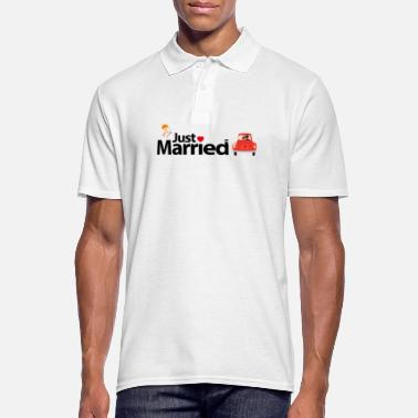 Just Just Married - Polo da uomo