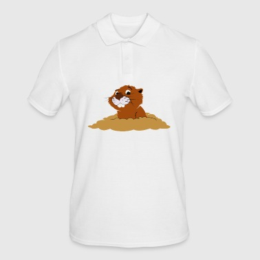 Awesome Groundhog Day Gift - Men's Polo Shirt