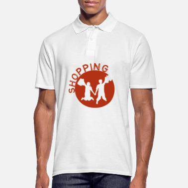 Shopping Shopping - shopping - Poloskjorte for menn