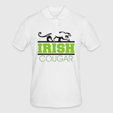 Irish Cougar Women's - Men's Polo Shirt
