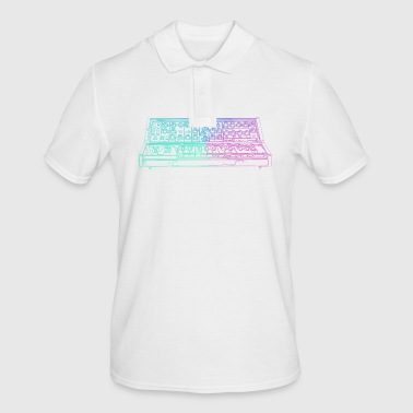 Synthesizer - Men's Polo Shirt