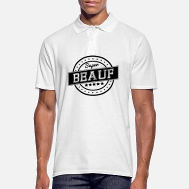 Beauf Super beauf - Polo Homme