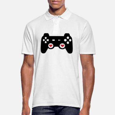 Gamer GAMER - Men's Polo Shirt