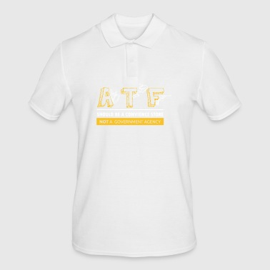 GUNS: ATF Should Be A Convenience Store ... - Men's Polo Shirt