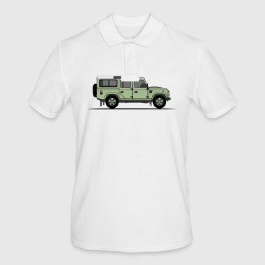 Defender 110 - Men's Polo Shirt